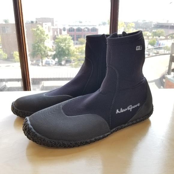 promo code e5129 f2142 NeoSport Wetsuits Premium Neoprene 3mm Boots
